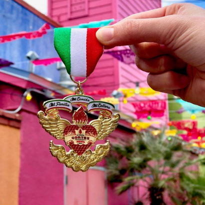 Our 2019 Fiesta Medal is Here!